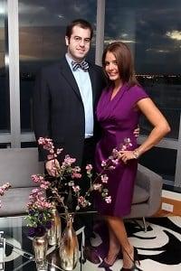 Jason Lanyard, Nicole Grandelli