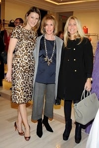 Lizzie Tisch, Susan Sosnick, Cathy Schwartz