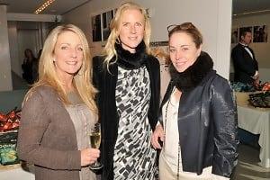 Beth Guastella, Gigi Mortimer, Jennifer Foyle