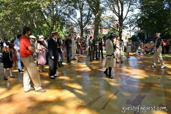 Jazz Age Lawn Party