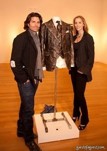 Greg Lauren, Elizabeth Berkley