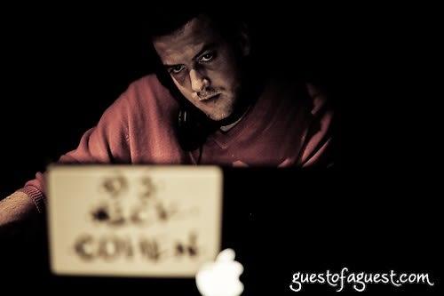 DJ Nick Cohen