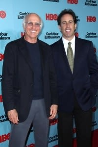 Larry David, Jerry Seinfeld