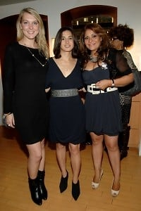 Jennifer Warren, Cheryl Mantia, Eva Martinez