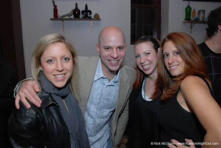 Sarah Mandato, Jason Portnoy, Kelly Reuter, Kristin Kovner