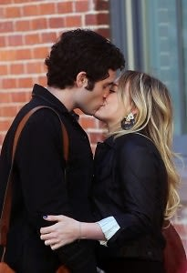 Penn Badgley, Hilary Duff