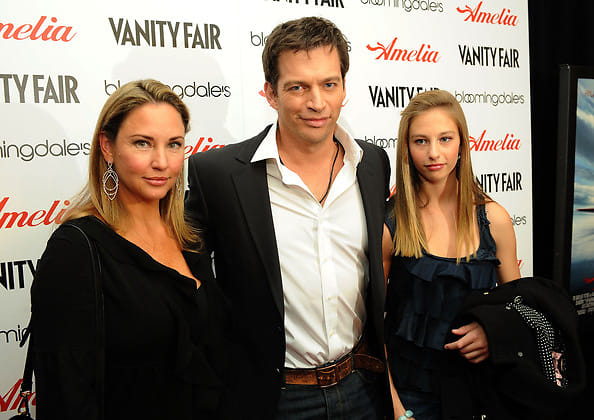 Jill Goodacre, Harry Connick, Jr.