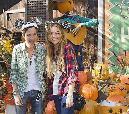 Sam Ronson, Lindsay Lohan