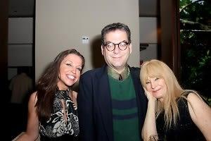 Wendy Diamond, Michael Musto, Anita Sarko