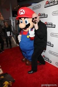 Mario, Rob Halford