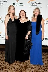 Janice Becker, Cynthia Fisher, Ann Van Ness
