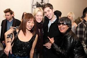 Joan Cheng, Mandy Ward, Permi Gill