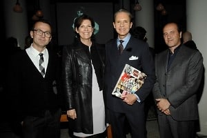 Steven Kolb, Prosper Assouline, Robert Bryan, Martine Assouline