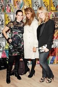 Annie Block, Aleane Dawson, Kristen McGuinness