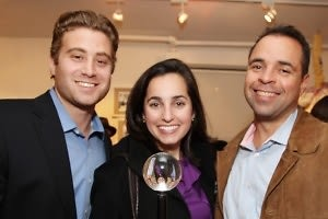 David Lewis, Lauren Abrahim Zadeh, David Zrahan