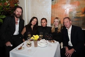 David Eustace, Yanna Balan, Inga Rubenstein, Angelica Voss, Willy Lamarque