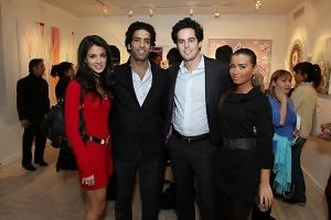 Sarah Moshkani, Omeed Malik, Paul Abrahimzadeh