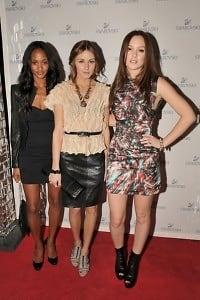 Nicole Fiscella, Olivia Palermo, Leighton Meester