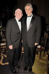 Phil Donahue, Bruce Stillman