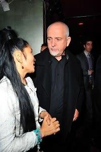 Yung Chen Lamho, Peter Gabriel