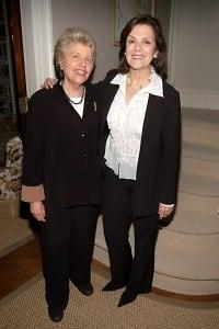 Rosita Sarnoff, Barbara Evans-Butler