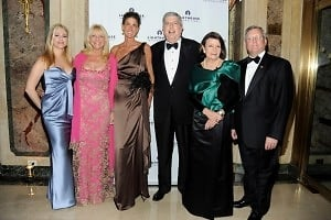 Margo Catsimatidis, Stephanie Patel, Somers Farkas, Marvin Hamlisch, Princess Marina Sturdza of Romania, Mark Ackerman