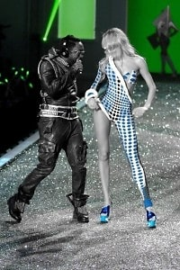 Will.i.Am, Candice Swanepoel