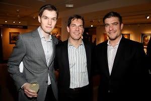Andrew Miller, Dayle Riedel, Adam Dworkin