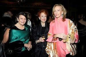 Princess Marina Sturdza of Romania, Jana Avis, Arlene Dahl