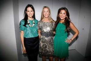 Hayley Binn, Sue Hostetler, Gigi Stone