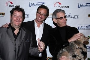 Jeff Ross, Bob Saget, Richard Belzer