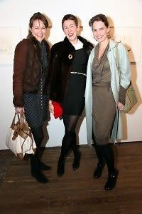 Suzanne Hill, Olivia Lewnowski, Alexandra Hill