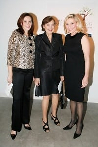 Allyn Magrino, Mary Cross, Susan Magrino