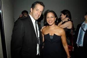 Kenneth Cole, Ambassador Susan Rice
