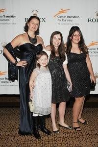 Gale Conran, Emma Potter, Nora Dean, Megan Potter