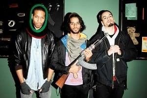 Anthony Bryant, Marcus Price, Yego Morabia