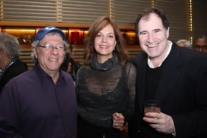 Peter Riegert, Margaret Colin, Richard Kind