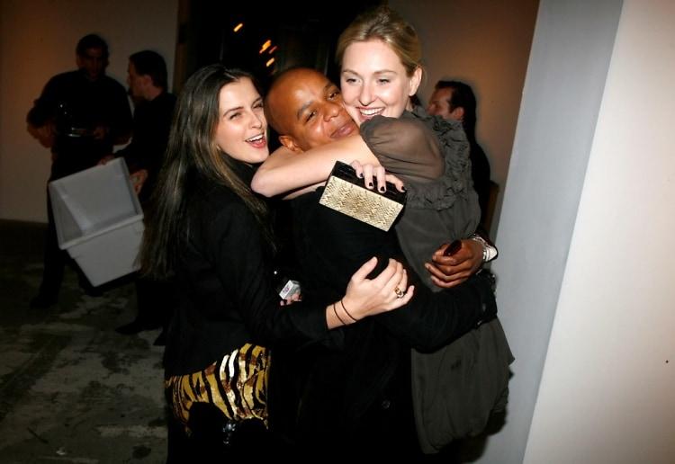 Chessy Wilson, Illya Knight, Nina Freudenberger