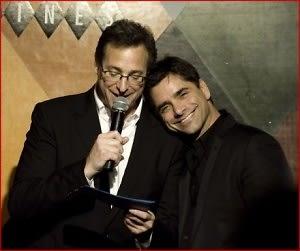 Bob Saget, John Stamos