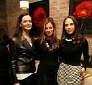 Annie Churchill, Serena Nikkhah, Dalia Oberlander