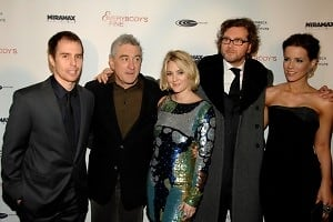 Sam Rockwell, Robert De Niro, Drew Barrymore, Kirk Jones, Kate Beckinsale