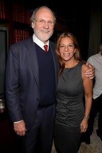 Jon Corzine, Sharon Elghanayan