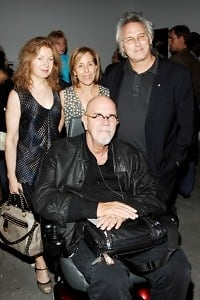 April Gornik, Bonnie Clearwater, Chuck Close, Eric Fischer