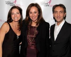 Iris Dankner, Rosanna Scotto, Stephan Sparta