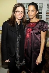 Desiree Gruber, Veronica Webb