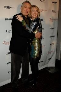 Robert De Niro, Drew Barrymore