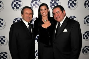 Daniel Boulud, Mary Richardson Kennedy, Emeril Lagasse