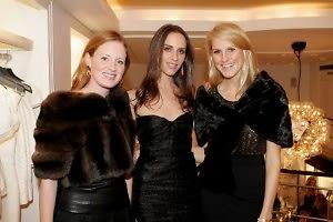 Bettina Prentice, Dalia Oberlander, Hayley Bloomingdale