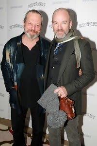 Terry Gilliam, Michael Stipe