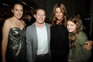 Devi Kroell, Eric Wilson, Kelly Bensimon, Sea Louise Bensimon